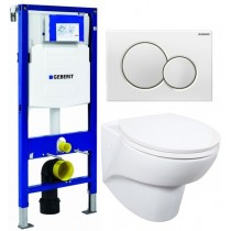 Geberit UP320 Toiletset Creavit JW320