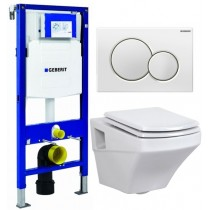 Geberit UP320 Toiletset Creavit SR320