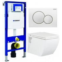 Geberit UP320 Toiletset Creavit TP324