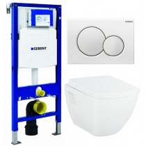 Geberit UP320 Toiletset Creavit TP326